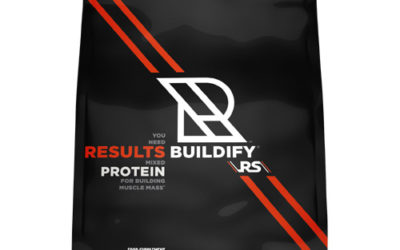 RESULTS NUTRITION Buildify RS Protein